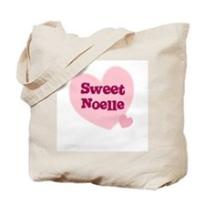Sweet Noelle Tote Bag