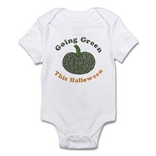 Going Green this Halloween Infant Bodysuit