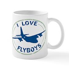 Flyboys C-130 -bluegrn Mug