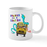 Snakes on a School Bus Mug