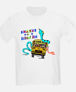 Snakes on a School Bus T-Shirt