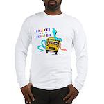 Snakes on a School Bus Long Sleeve T-Shirt
