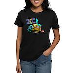 Snakes on a School Bus Women's Dark T-Shirt