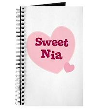 Sweet Nia Journal