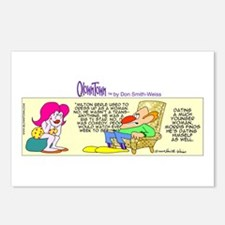 Cute Old fart Postcards (Package of 8)