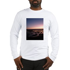 Lincoln City Sunset Long Sleeve T-Shirt