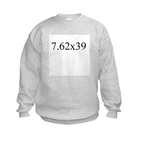 7.62x39 Kids Sweatshirt