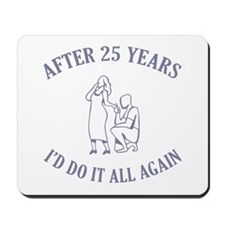 25th Mousepad