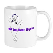 Cute Ghost hunting Mug