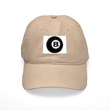 BILLARDS 8 BALL Cap