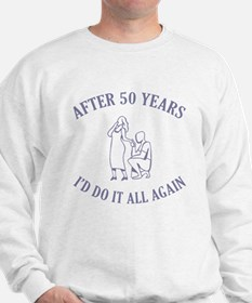 50th Sweatshirt