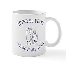 50th Small Mugs