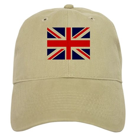 BRITISH UNION JACK Cap