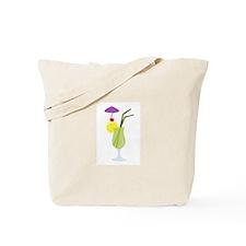 Cute Drinks Tote Bag