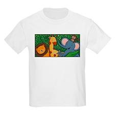 Safari Baby Animals T-Shirt