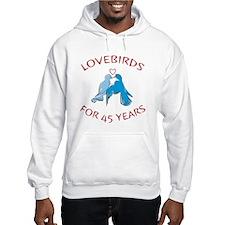 45th Lovebirds Hoodie