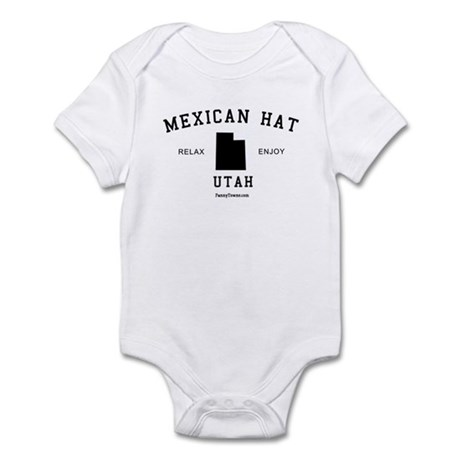 Mexican Hat, Utah (UT) Infant Bodysuit