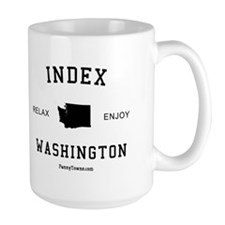 Index, Washington (WA) Mug