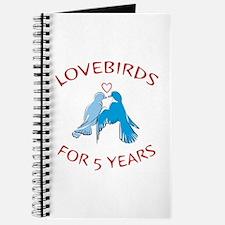 5th Lovebirds Journal