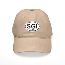 St. George Island FL Baseball Cap