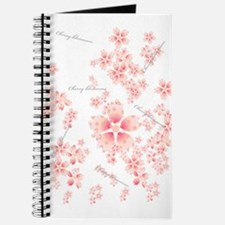 Cherry blossoms Journal