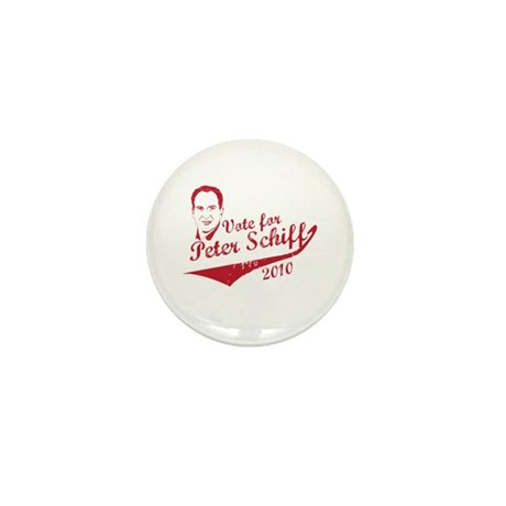 Vote Schiff 2010 Mini Button (100 pack)
