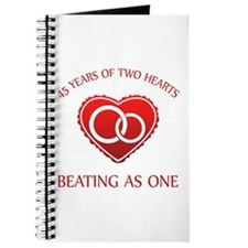 45th Heart Rings Journal