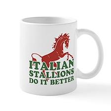 Italian Stallion Mug