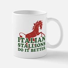 Italian Stallion Small Small Mug