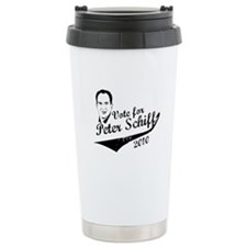 Vote Schiff 2010 (red) Travel Mug