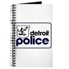 Funny Thin blue line Journal