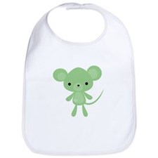 Cute Mouse Bib