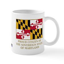 Maryland Proud Citizen Mug