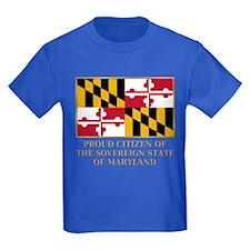 Maryland Proud Citizen T