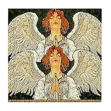 Pax Angel Tile Coaster