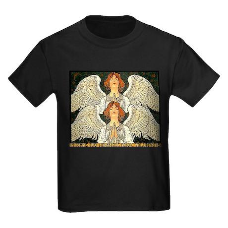 Pax Angel Kids Dark T-Shirt