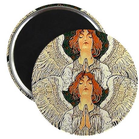 "Pax Angel 2.25"" Magnet (100 pack)"
