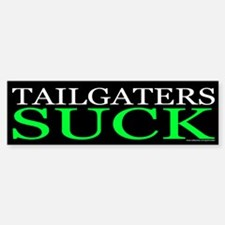 Tailgaters Suck (sticker)