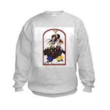 Black Rose Caravan Duet Sweatshirt