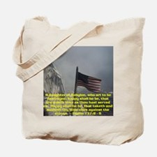 Psalm 137:8 - 9 Tote Bag