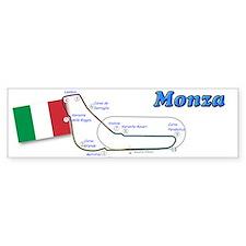Race Circuits Bumper Bumper Sticker