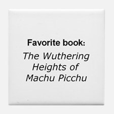 Wuthering WHAT? 2 Tile Coaster