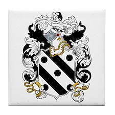 Chandler Coat of Arms Tile Coaster