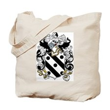 Chandler Coat of Arms Tote Bag