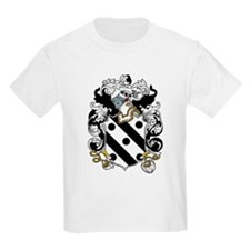Chandler Coat of Arms Kids T-Shirt