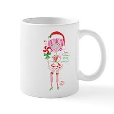 Santa Baby, Mug