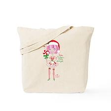 Santa Baby, Tote Bag