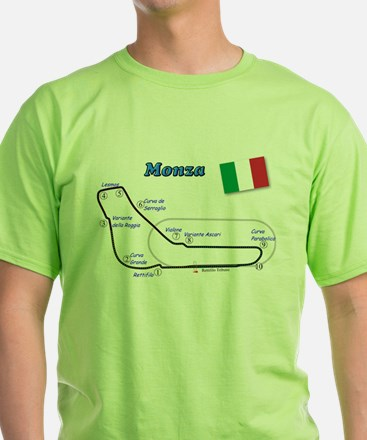 Race Circuits T-Shirt