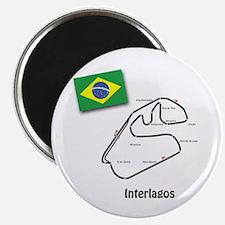Brazil Magnet