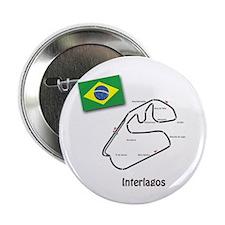 """Brazil 2.25"""" Button"""
